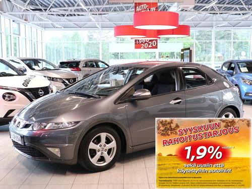 Honda Civic 5D 1,8i Sport AT, vm. 2010, 127 tkm (1 / 21)